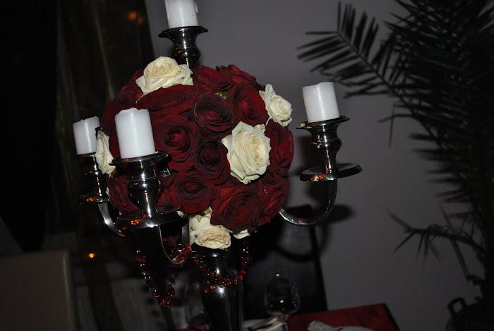 Sfesnic cu trandafiri