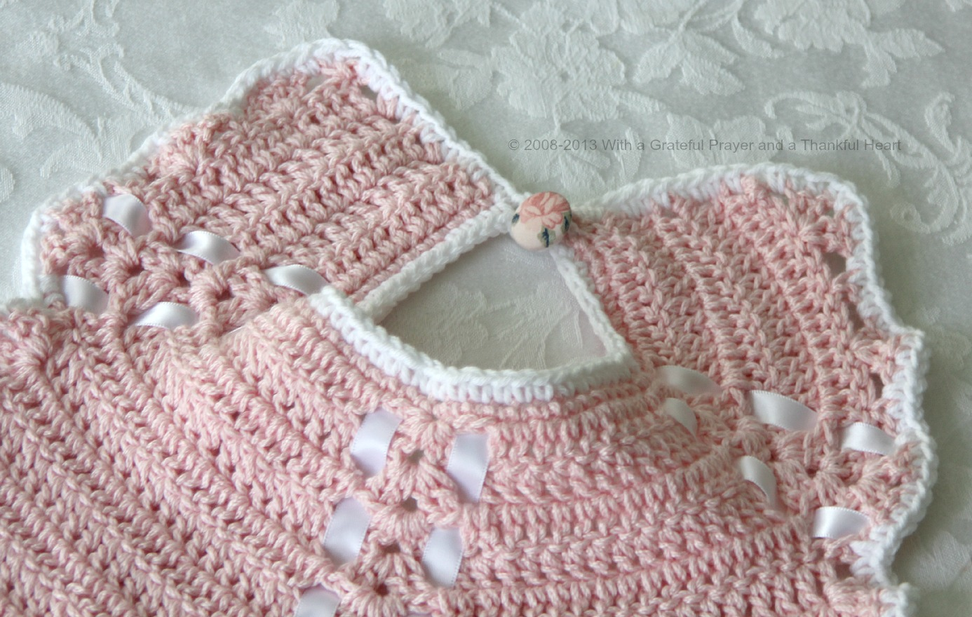 With a Grateful Prayer and a Thankful Heart: Crochet Baby ...