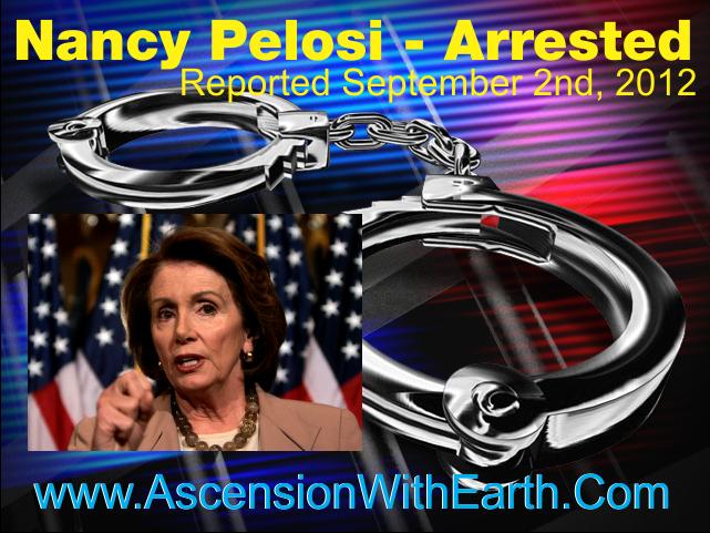 Nancy Pelosi Arrested - September 2, 2012  Nacy+Pelosi+Arrested
