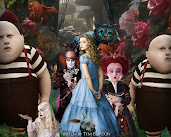 #5 Alice in Wonderland Wallpaper