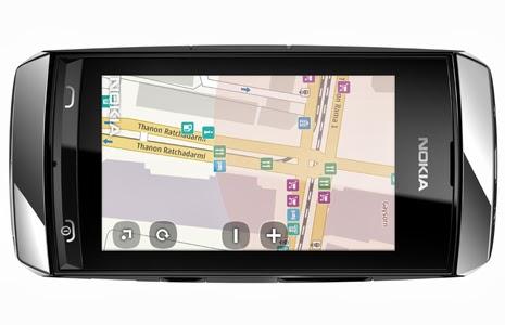 Ovi Maps Asha 311