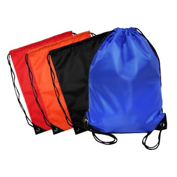 CENTRUM LINK - 210D DRAWSTRING BAG - TMB1000
