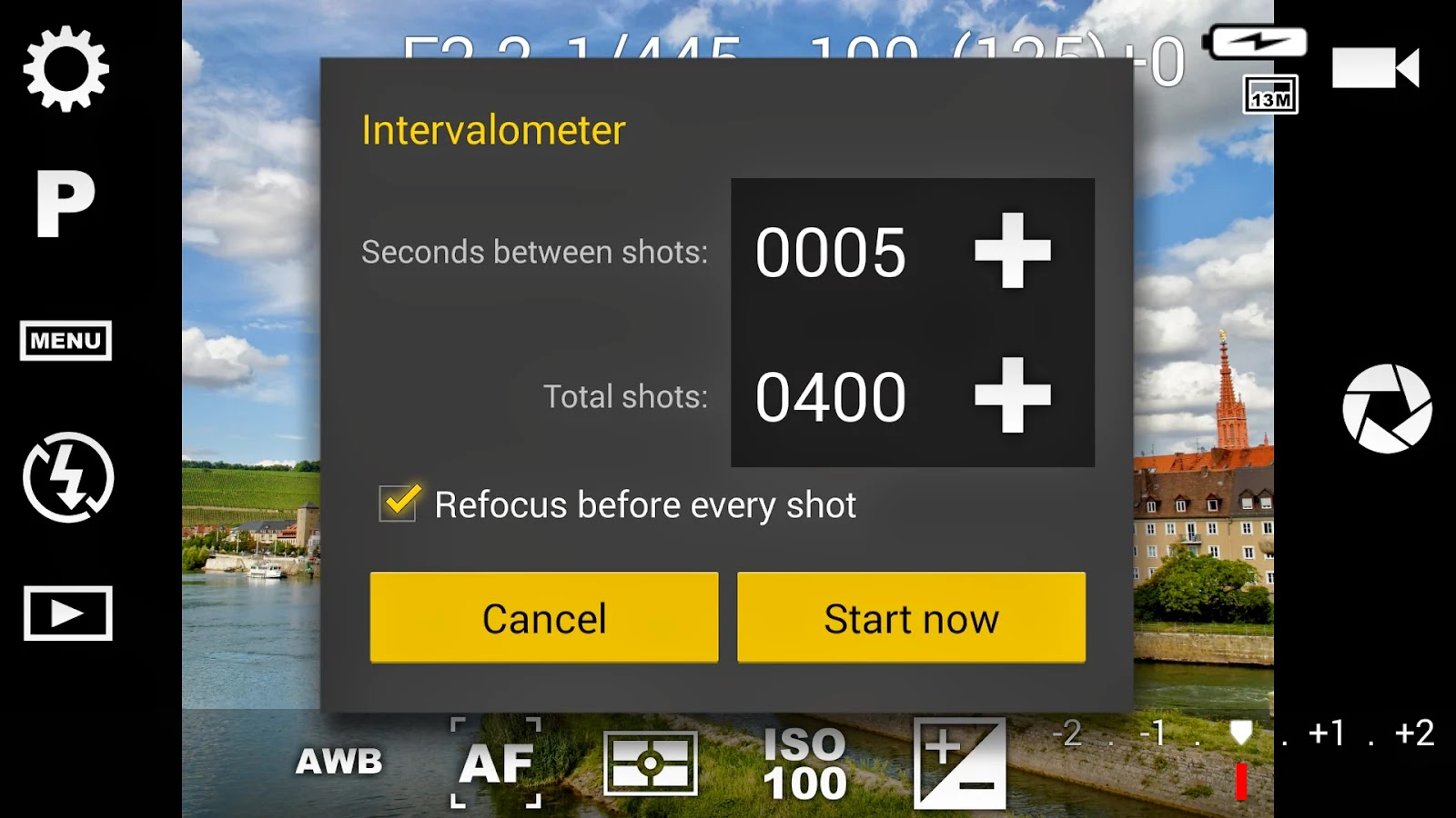 Camera FV-5 v2.30