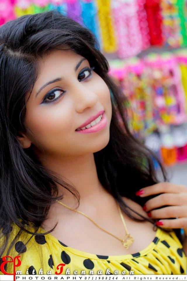 Hair & makeup - Shanika Peiris