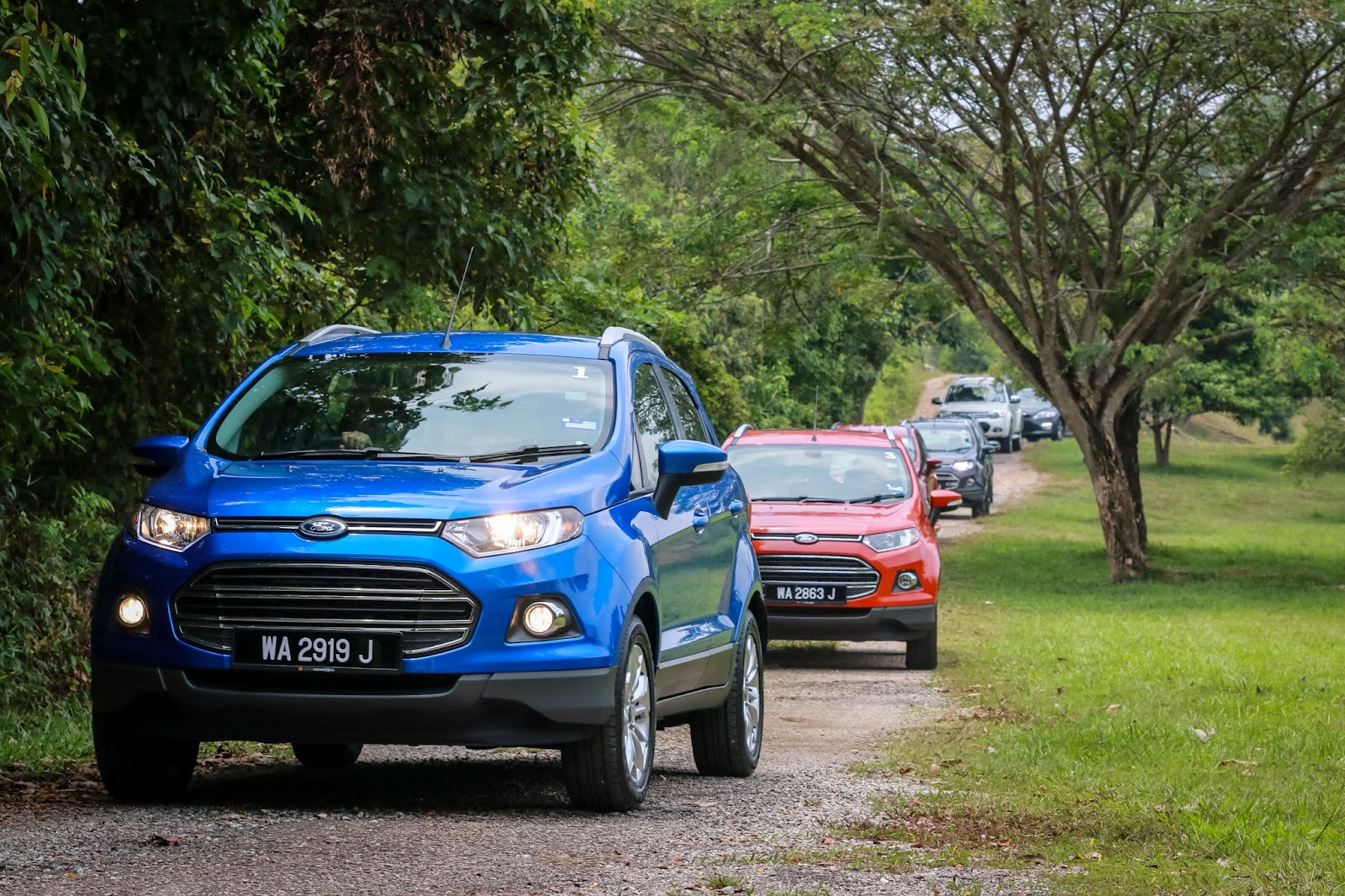 Ford ecosport truly for the urban world