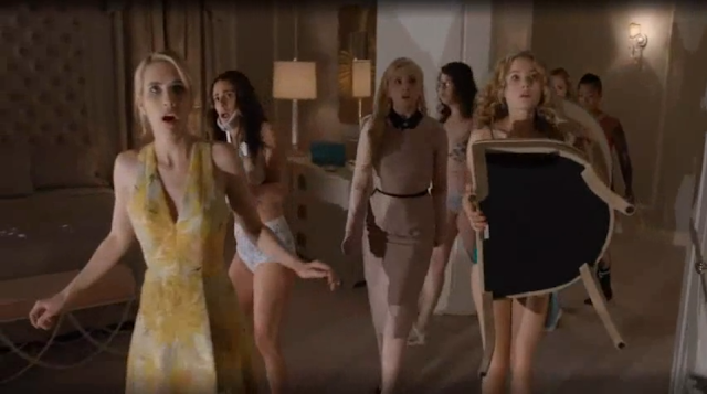 Clip del piloto de 'Scream Queens'