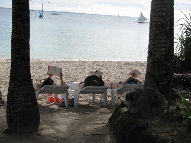 relaxing at Boracay, Boracay Beach, Boracay view, Boracay shoreline