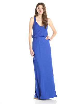 Lark & Ro Women's Knit Maxi Dress