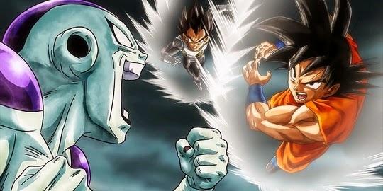 Dragon Ball Z : La Résurrection de Freezer, Toei Animation, Akira Toriyama, Actu Ciné, Cinéma,
