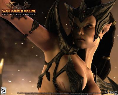 Elf Wallpaper Warhammer Online