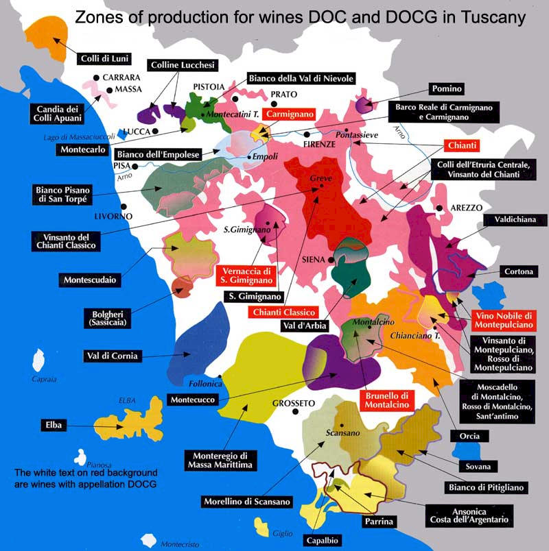 Wine Mise En Abyme Bolgheri Doc Home Of The Super Tuscans