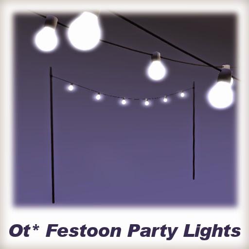 Festoon Party Light