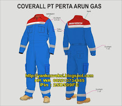 WEARPACK PT ARUN GAS