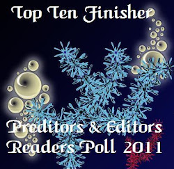 2011 Preditor &amp; Editors 2nd Place Short Story