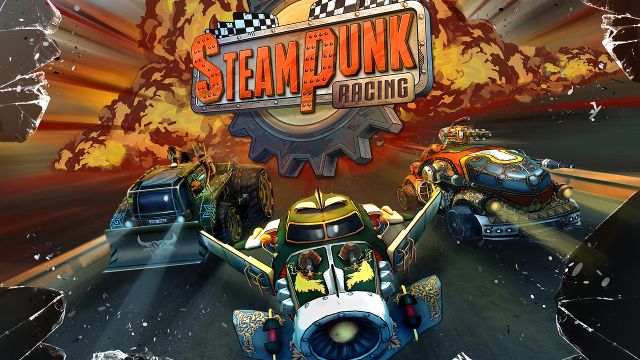 Steampunk Racing (Kog Karts)