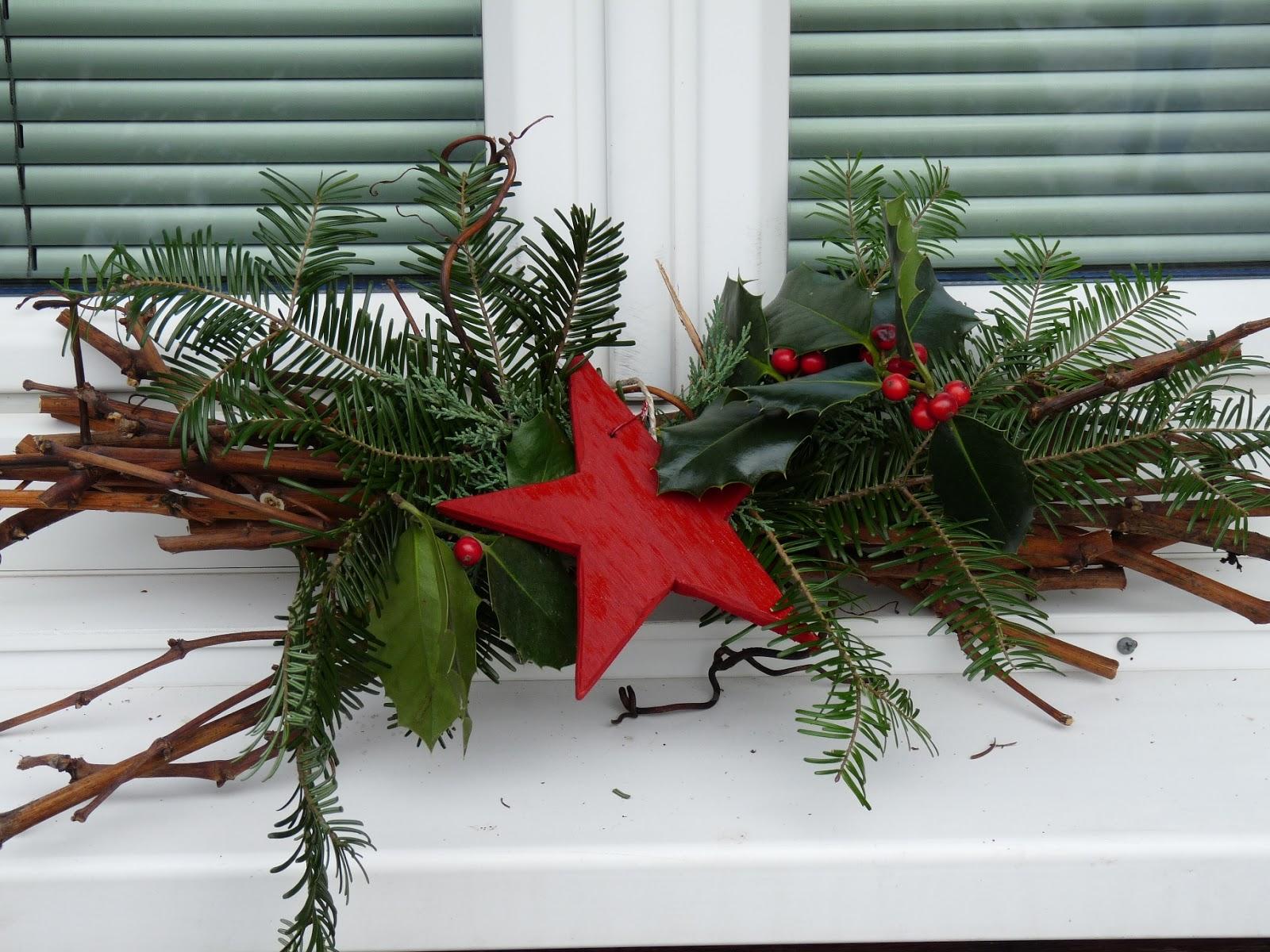 #852A25 Le Petit Monde De Bidule: Décorations De Noël Naturelles 6453 Décoration Noel Naturelle 1600x1200 px @ aertt.com