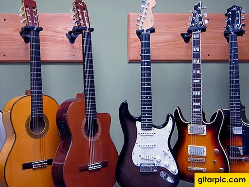 Sejarah Singkat Terbentuknya Gitar ( Apa sih gitar itu? )