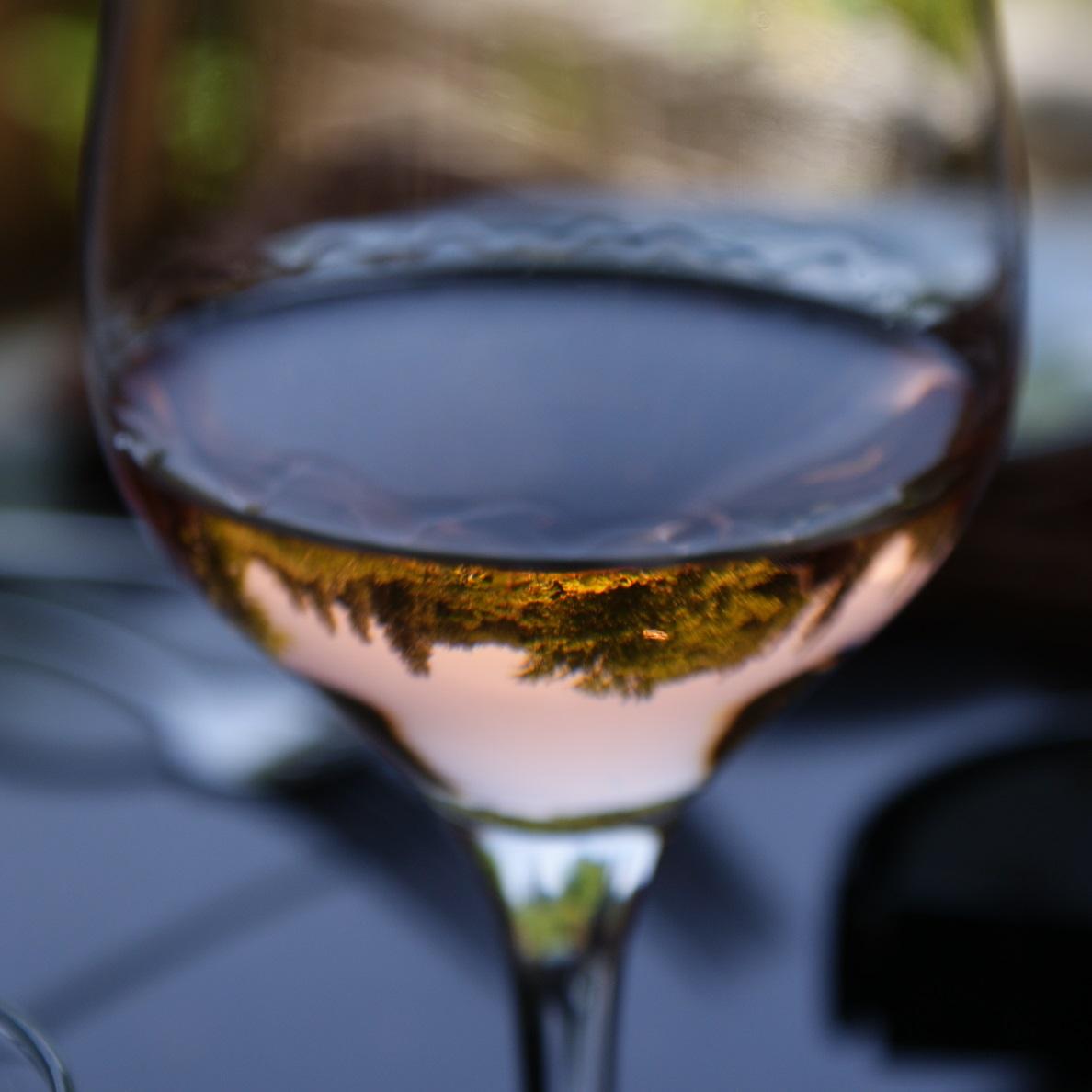 Sobre vinhos na Provence