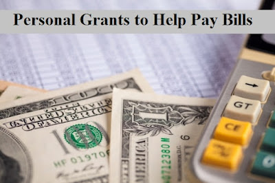 Personal Grants to Help Pay Bills