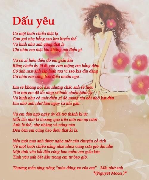 Những bài thơ tình yêu hay qua ảnh - Hình 12