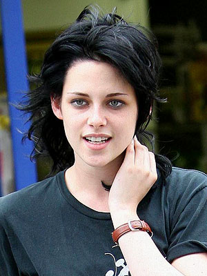 kristen stewart hot. kristen stewart hair colour.