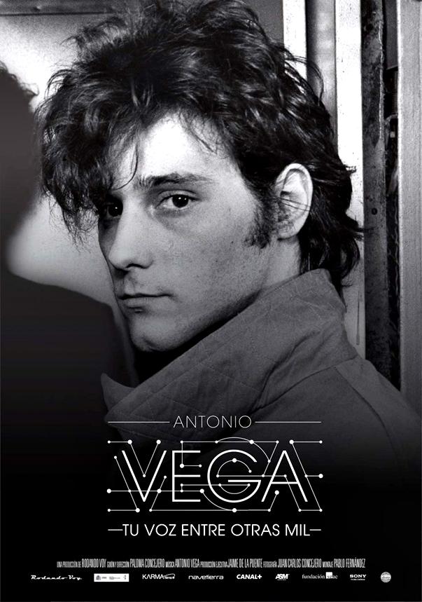 Antonio Vega. Tu voz entre otras mil póster