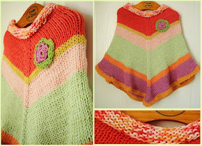 Candy Baby Poncho