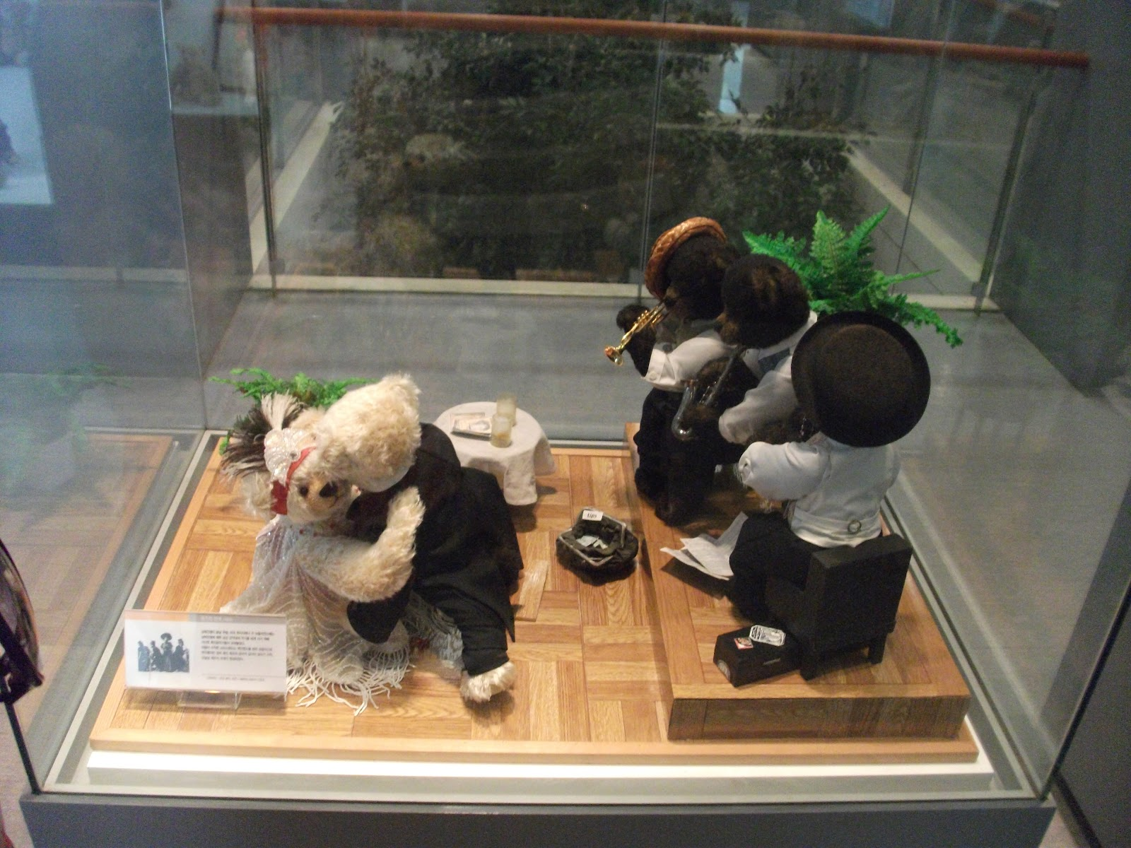 Teddy Bears In Jeju Do South Korea Koreabridge Canon Eos Couple Teddies Bear Wedding Of Teddys