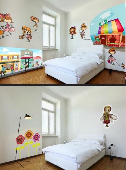 Dormitorios infantiles recamaras para bebes y ni os for Dormitorios para ninas quito