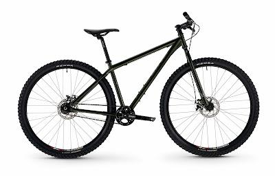 2014 Redline MonoCog 29er Bike 29