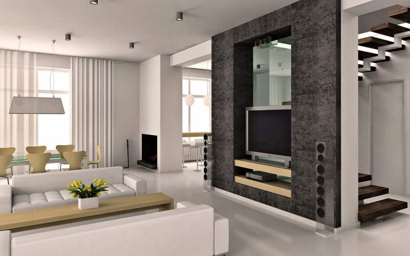 Are you looking for Desain Rumah Interior Minimalis Contoh Desain Rumah Interior Minimalis