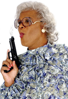 The Madea Challenge! Part One: Diary Of A Mad Black Woman