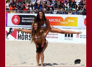 Barcelona, e contará com algumas das melhores formações da modalidade.
