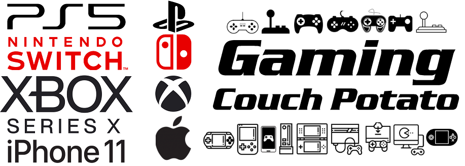 Gaming Couch Potato