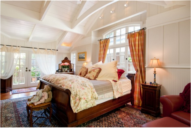suscapea: French Country Bedroom Design Ideas