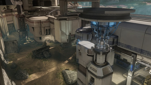 harvest map halo 4