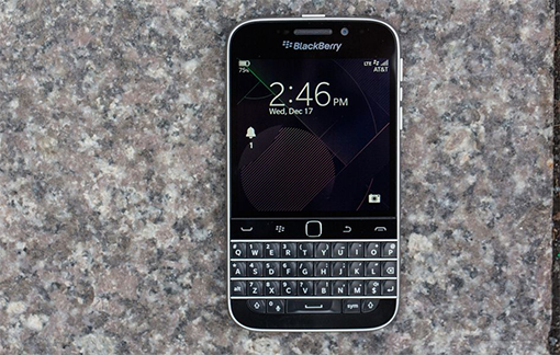 blackberry classic,