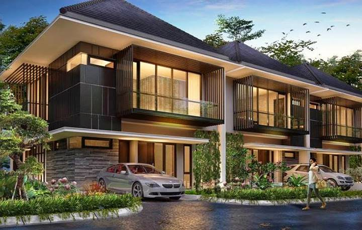 Rumah Cluster on