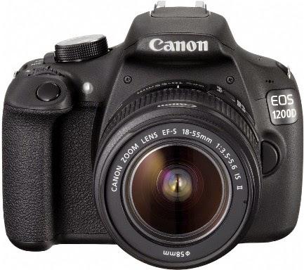 Kamera Canon EOS 1200D cocok untuk pemula