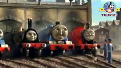 Thomas and friends Emily the tank engine as good as Gordon train steam railway locomotive working