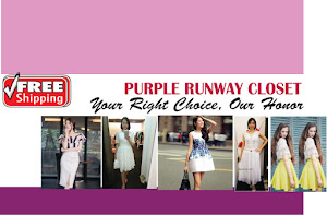 Click her to browse us more 'Purple Runway Closet' (Pre-Order Items)