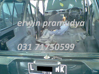 Toyota Land Cruiser Karpet Dasar