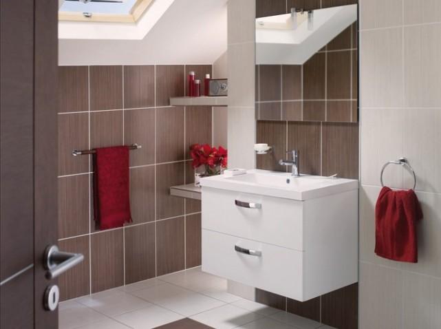 Meubles de salle de bains pas chers decodesign d coration - Meuble salle de bain pas cher castorama ...