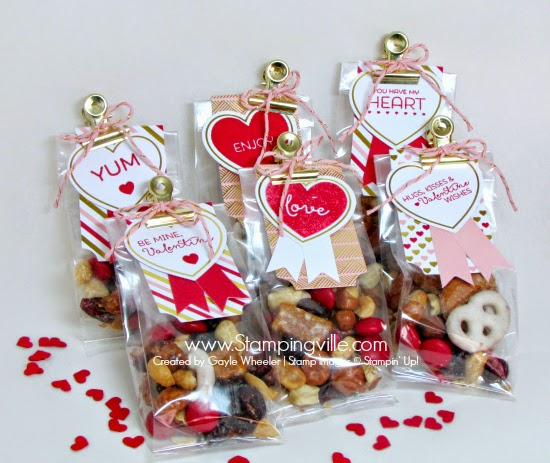 January Paper Pumpkin Kit: Filled with Love #Valentines #papercrafts #stampinup #paperpumpkin
