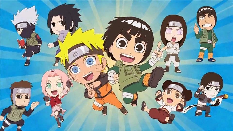 Foto Naruto Shippuden Chibi