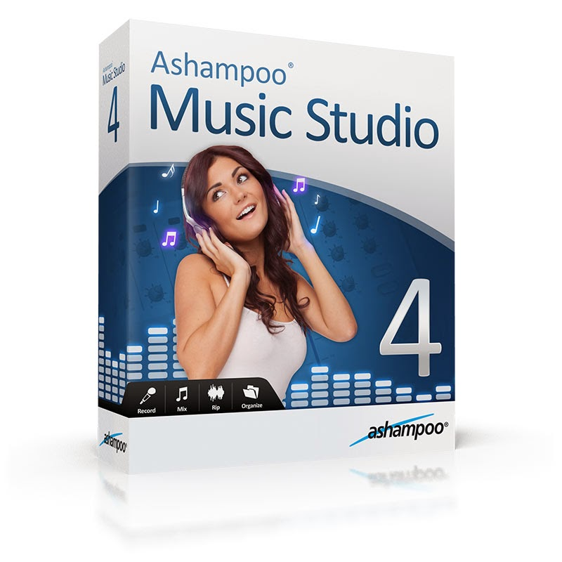 Download Ashampoo Music Studio 4.1.0.38 Final Full Version
