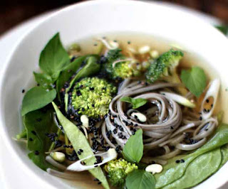 Fragrant Pho Noodle Bowl