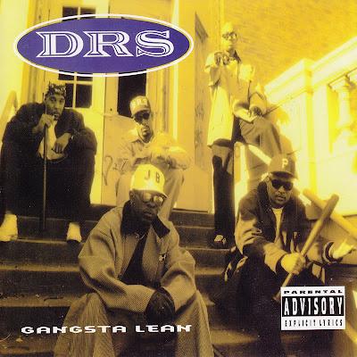 D.R.S. - Gangsta Lean (1993)