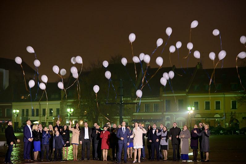 helio balionai per vestuves