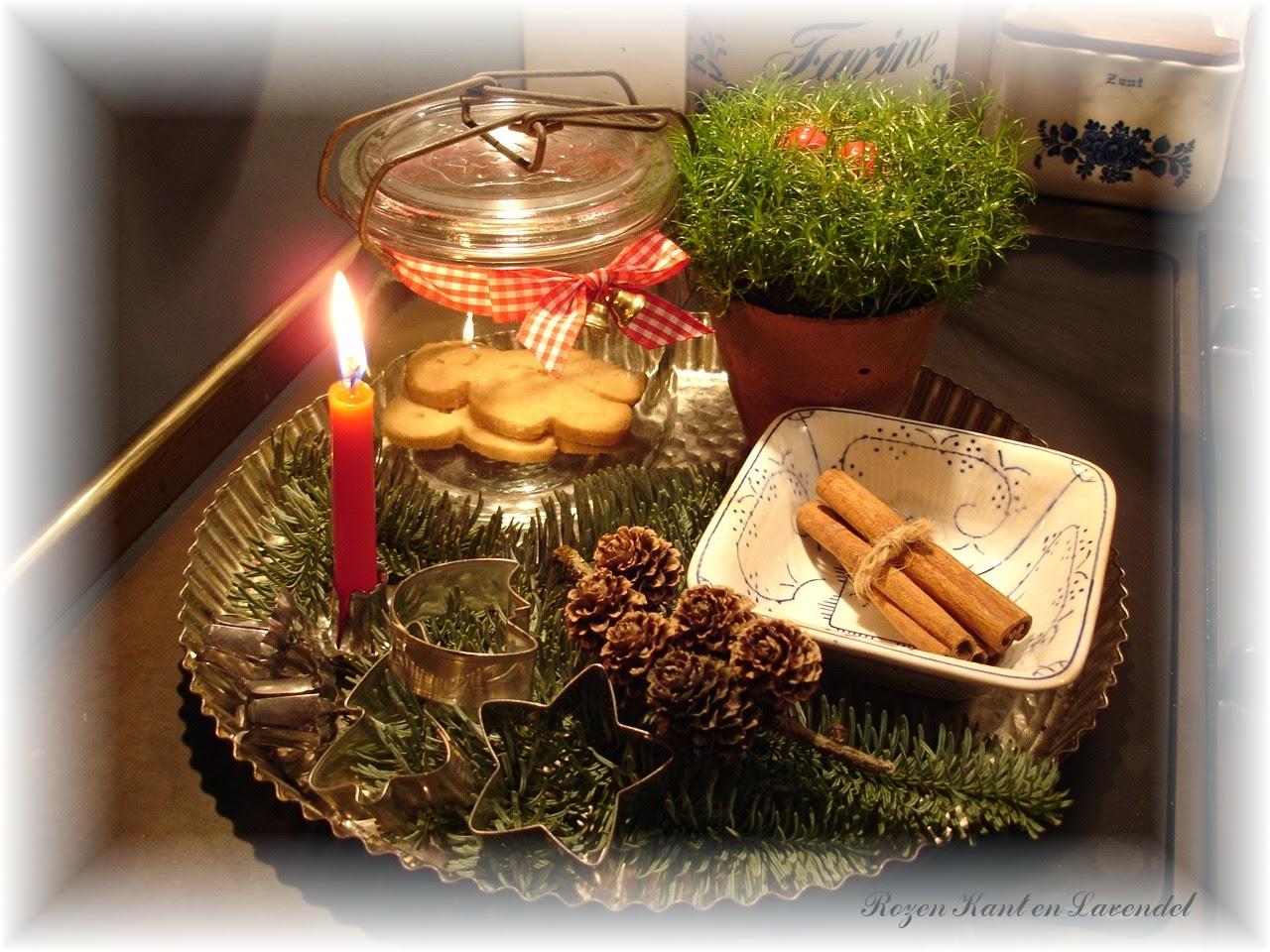 Rozen   kant en lavendel: december 2013